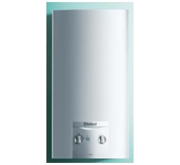Badverwarmer op vloeibaar gas